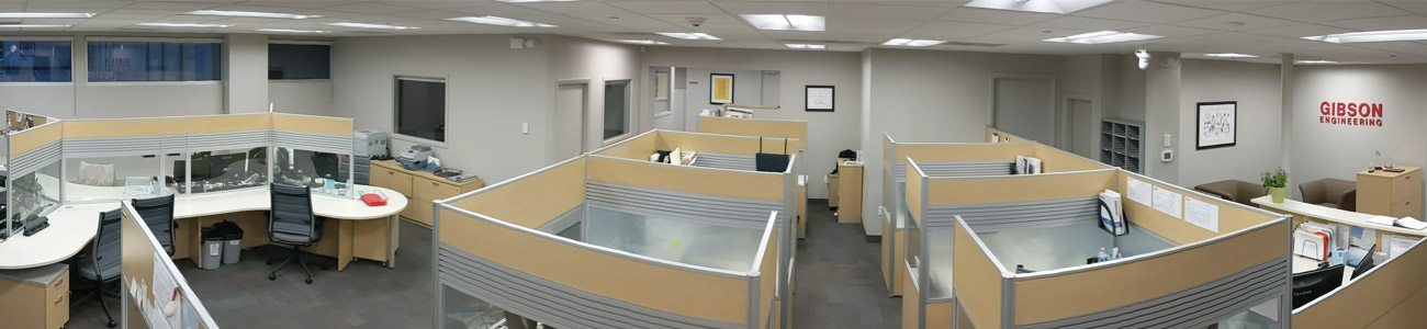 Gibson Engineering Office Space