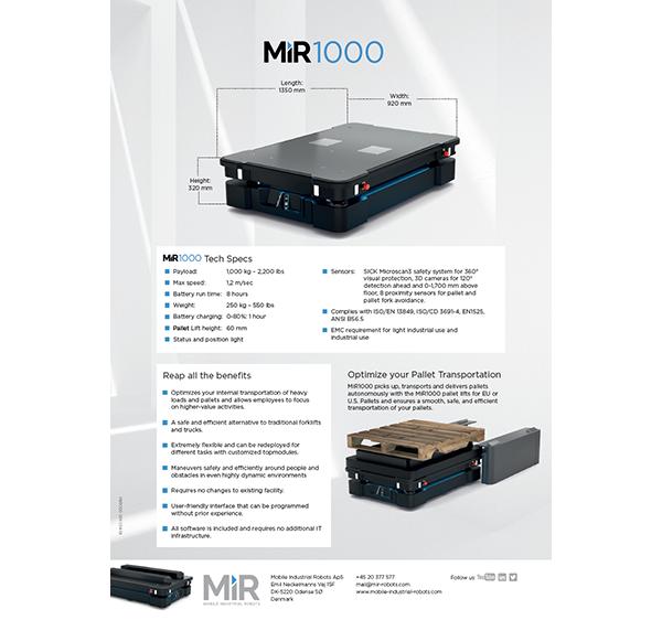 MiR 1000