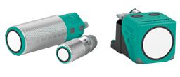 retro-reflective ultrasonic sensors