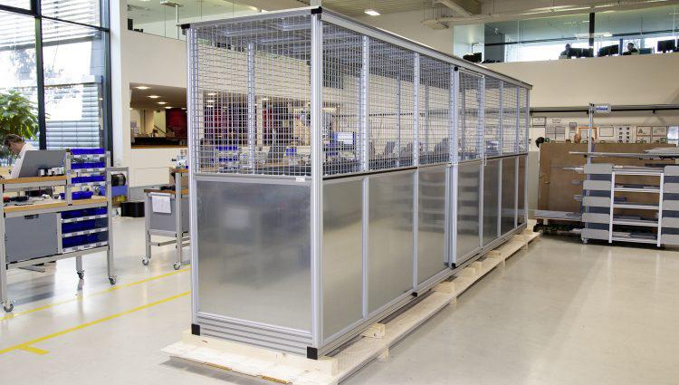safety enclosure