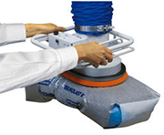 Vacuum tube lifter jumbo