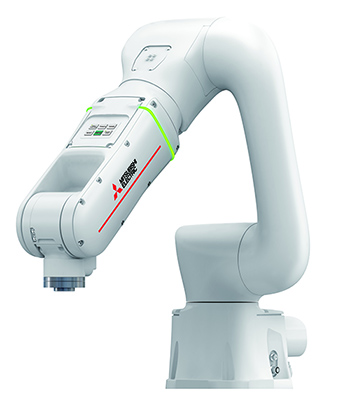 Mitsubishi Electric ASSISTA Truly Collaborative Robot