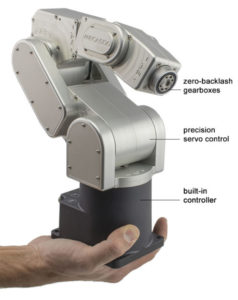 Meca500 6-Axis Ultra Compact Robot Arm