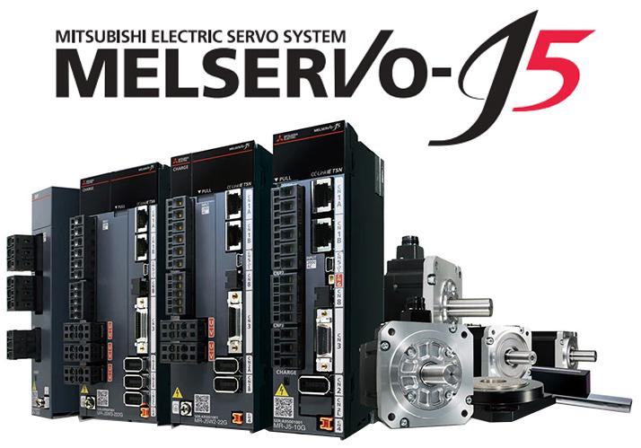 Mitsubishi Electric Launches MELSERVO-J5 Series Servo Products