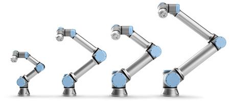 UR robots