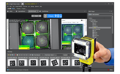 Cognex In-Sight ViDi Standard Training